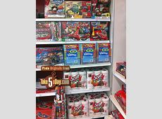 Mattel Disney Pixar Diecast CARS 2 The TRU Wall is Up
