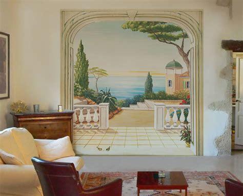 papier peint panoramique papiers peints panoramiques trompe l oeil