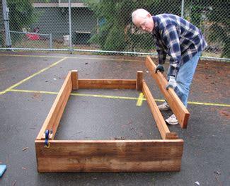 raised bed plans garden plans diy free shoe rack