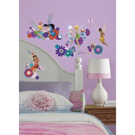 stickers disney chambre b roommates 5 in x 11 5 in disney fairies best