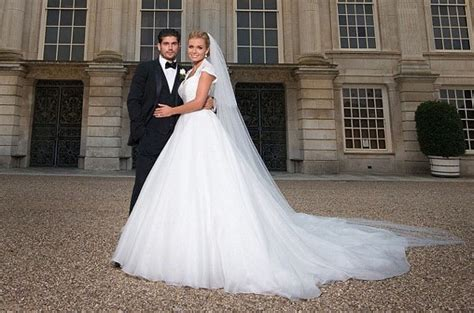 Katherine Jenkins Wedding