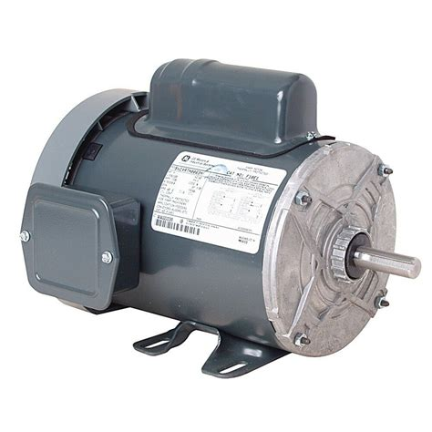 Electric Motor by F10e1 1 Hp 1725 Rpm New Marathon Electric Motor Ebay