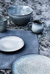 Broste Nordic Sea : decordots blue trend in home decor blue tableware ~ Buech-reservation.com Haus und Dekorationen