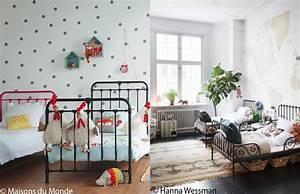 Lit Enfant Fer Forgé : lit superpos un dortoir pour votre enfant elle d coration ~ Teatrodelosmanantiales.com Idées de Décoration