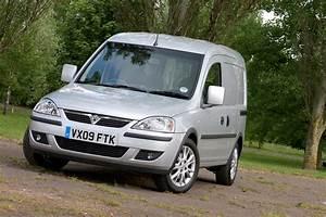 Vauxhall Combo Van Review  2001