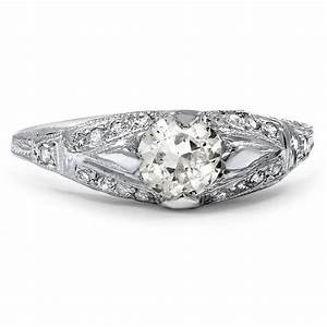 14k white gold the genna ring from brilliant earth With brilliant earth wedding ring sets
