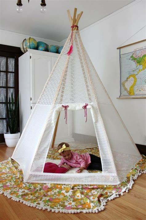 Zelt Für Kinderzimmer by 19 Spielerische Diy Zelte F 252 R Kinder