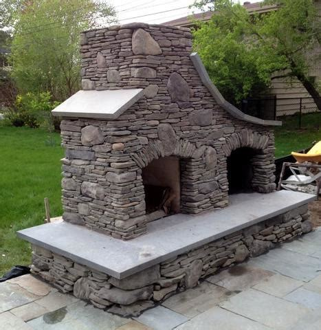 How To Build Your Own Outdoor Stone Fireplace