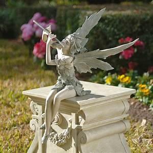 How, To, Revive, Fairy, Garden, Statues, Into, Original, Form, U2013, Wilson, Rose, Garden