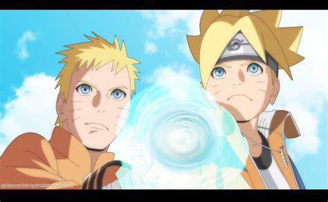 Naruto And Boruto Rasengan Boruto The Movie By