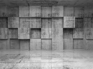 Le Betong by Abstract Interior B 233 Ton Vide Avec D 233 Coration Cubes Sur Le