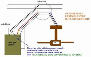 How To Wire A Hampton Bay Ceiling Fan