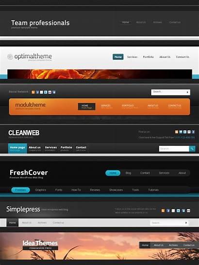 Headers Typography Website Clean Simple Web Easy