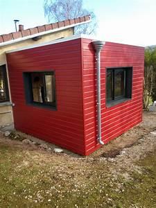 Extension Maison Bois Kit : nos r alisations d 39 extensions de maison ossature bois ~ Melissatoandfro.com Idées de Décoration
