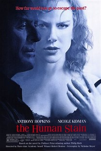 Image result for image the human stain movie