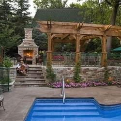 Awesome Pools Backyard