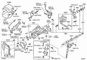 Toyota Tundra Steering Column  U0026 Shaft