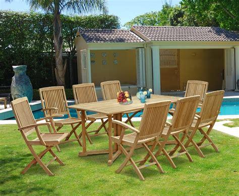 shelley gateleg garden table rimini folding armchairs set