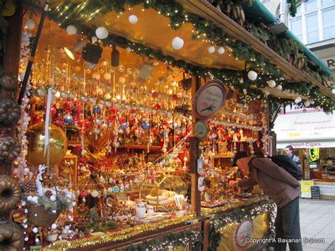seasonal shopping munichs christmas markets