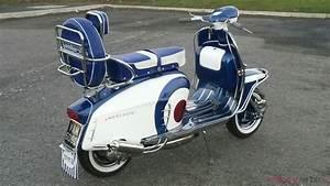 1966 Italian Lambretta Li150 Special