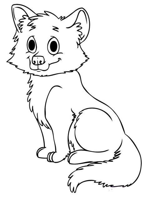 Baby Animal Coloring Pages | Realistic Coloring Pages