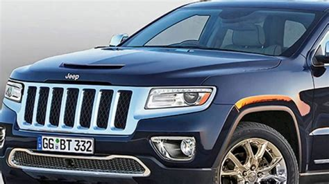 2018 Jeep Grand Wagoneer New Concept
