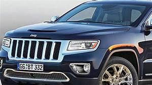 Jeep Grand Wagoneer : 2018 jeep grand wagoneer new concept youtube ~ Medecine-chirurgie-esthetiques.com Avis de Voitures