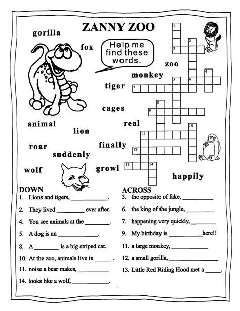 printable worksheets 3 grade puzzle learning