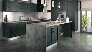 Ilot Central Cuisine Leroy Merlin : la cuisine fait la part belle l lot ~ Melissatoandfro.com Idées de Décoration
