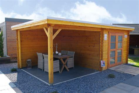 Gartenhaus Holz Flachdach by Gartenhaus Holz Flachdach Finest Die Besten Ideen Zu