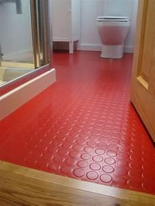 Rubber Flooring For Bathroom Floors Houses Flooring