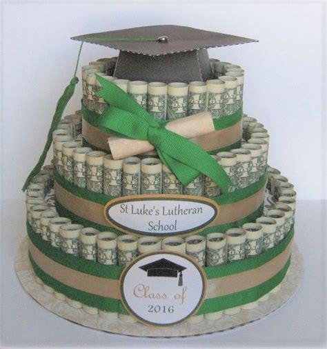 ideas  money cake  pinterest birthday