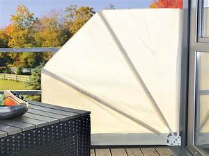 Balkon Sichtschutz Fächer : royal gardineer balkon sichtschutzf cher balkon sichtschutz f cher 160 x 140 cm beige ~ Sanjose-hotels-ca.com Haus und Dekorationen