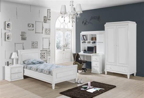 Kinderzimmer Hazeran Weiss Landhausstil7802468