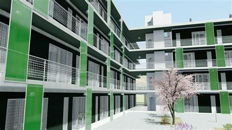 Casa Ringhiera by Casa Di Ringhiera Progetti Famosi Disegni E Modelli 3d