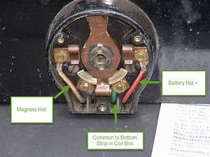 Model T Ford Forum  1915 Wiring Diagram For The Coil Box