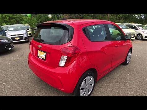 2017 Chevrolet Spark Redding, Eureka, Red Bluff, Chico