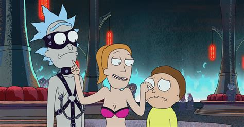 Rick and Morty porn parody released: Here's the trailer | EW.com