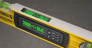 Niveau à Bulle Digital : stabila type 196 electronic ip 65 electronic spirit level ~ Edinachiropracticcenter.com Idées de Décoration