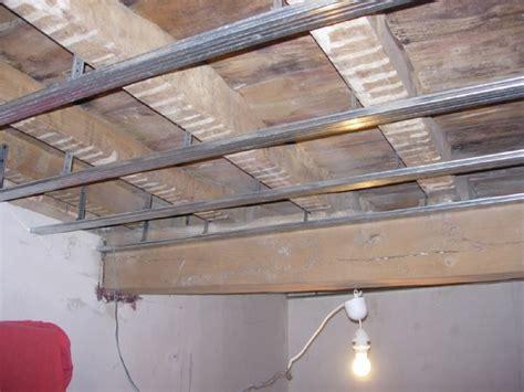 plafond pvc cuisine pose faux plafond sur rail 28 images rail pour faux