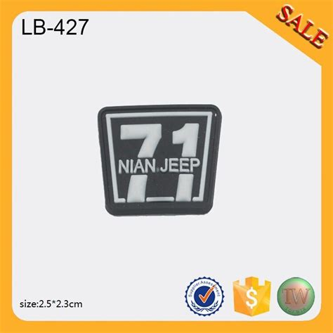 lb factory sale custom design garment  soft pvc