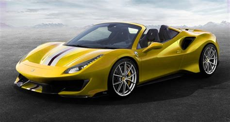 Ferrari 488 Pista Rendered As Opentop And Could Be Named