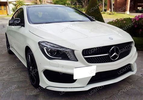 Mercedes Gla Class Modification by Mercedes Class Gla Class Tow Hook License Plate Bracket