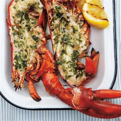homard cuisine homard grill 233 aux herbes ricardo