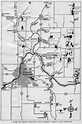 Map Of Kent County Mi - Maps For You