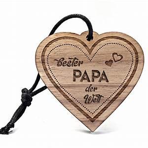 Schlüsselanhänger Herz Gravur : schl sselanh nger herz mit gravur bester papa geschenkplanet ~ Sanjose-hotels-ca.com Haus und Dekorationen