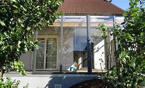 Abri De Terrasse Retractable : salor v randa topaz aluminium l abris terrasse pan droit l ~ Dailycaller-alerts.com Idées de Décoration