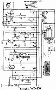 Lumophon Wd406 Ac Receiver Sch Service Manual Download