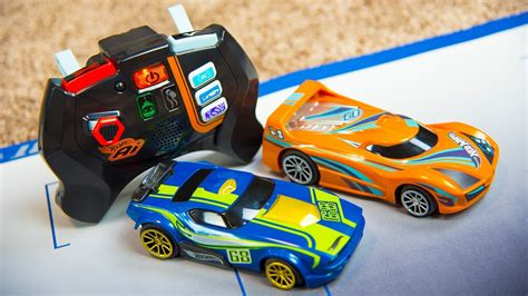 Hot Wheels Ai Rc Toy Cars For Kids Racing Car Track Toys