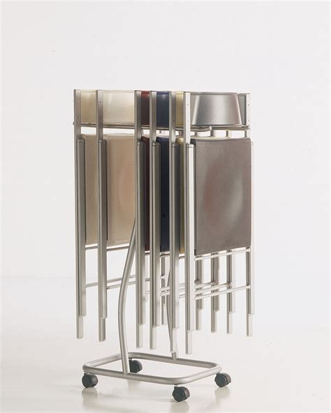 bontempi casa folding polypropylene chair poket by bontempi casa design